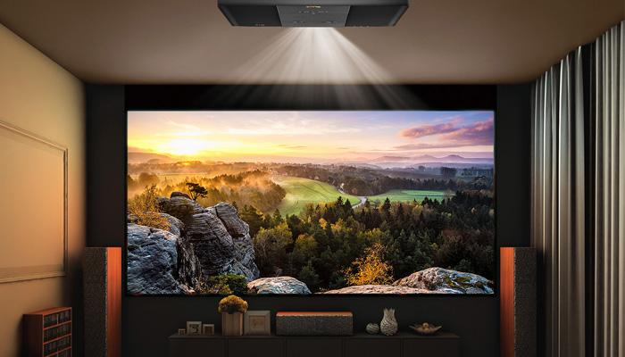 极致影像·精细淬炼 明基4K家用投影机W11000评测