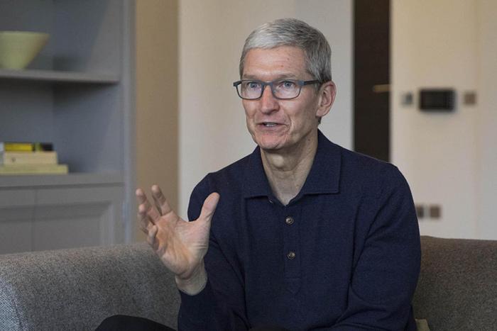 蒂姆·库克:苹果AR已领先其他产品太多 未来会成生活必需品