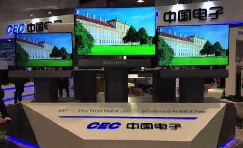 全球首款55英寸IGZO屏4K超高清智能电视将全面上架
