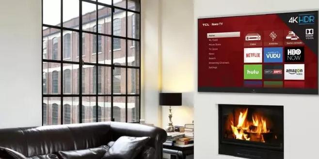 TCL在美发售Roku系统4K HDR电视
