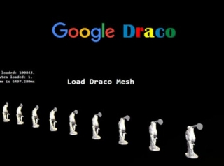 为AR-VR提供动力 谷歌开源3D图形压缩库Draco