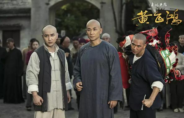 赵文卓再续经典《黄飞鸿之南北英雄》,爱奇艺TV版独播