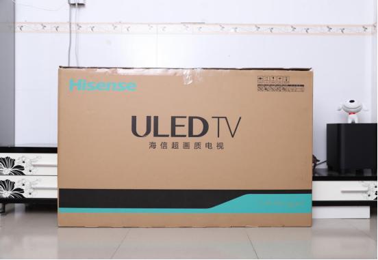 海信HZ55E8A电视评测——杜比全景声 超薄全面屏