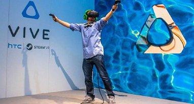 "Valve开发WiFi配件 为HTC Vive头盔""剪辫子"""