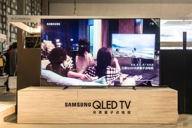 让生活更艺术 三星QLED电视打开未来视界
