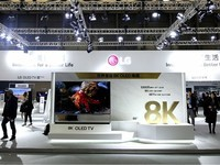 世界首台8K OLED电视 LG Z9还原逼真世界