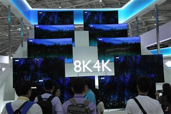 2019年面板制造商将重点转向8KLCD