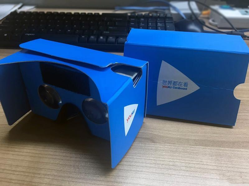 视频网站VR之路 疑似优酷VR眼镜谍照流出