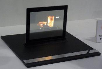 友达开发透明13英寸AR用OLED