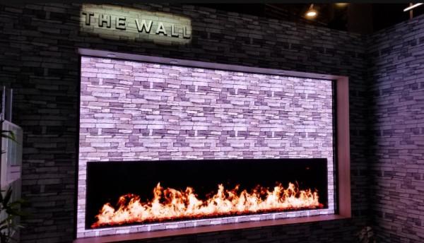 CES现场感受三星的The Wall电视墙 基本告别电影院了