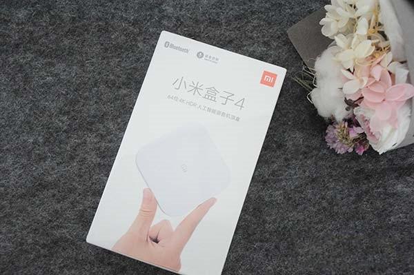 """小米盒子4开箱图赏:小样儿 信不信我""""扁""""你"""