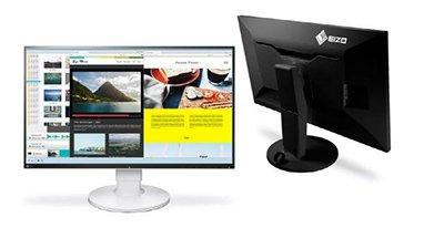 EIZO推首款USB-C接口显示器 MBP的最佳拍档