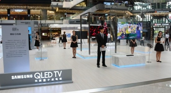 用现代科技演绎世界名画,三星QLED TV让经典重生
