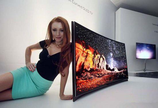 曲面电视比平板电视有什么区别,优势在哪?