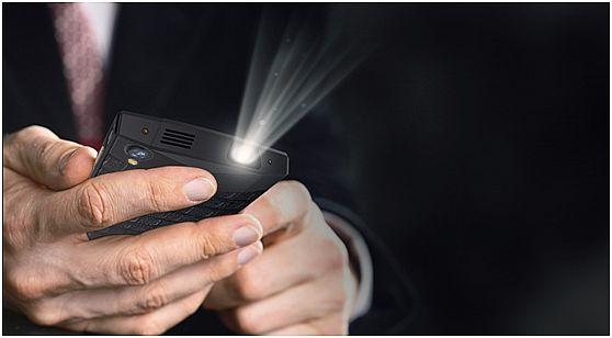 七夕表白首选礼物--国产VVETIME投影手机