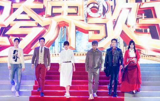 吴秀波薛之谦加盟《跨界歌王》第三季开播,腾讯TV版首播