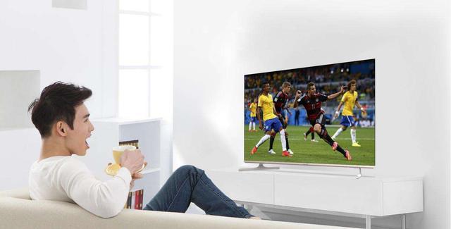 宅家必备!大屏高清电视给你畅爽视觉体验