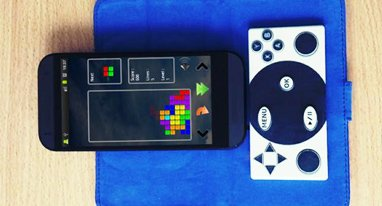 如果你的手机套里有一个游戏手柄,可还行?