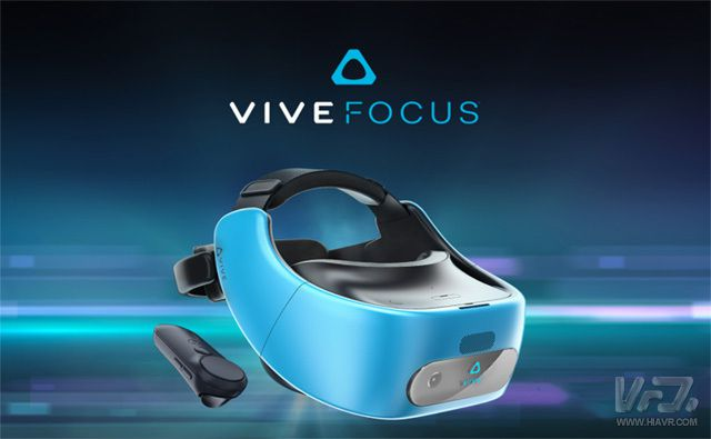 Vive Focus如何让HTC成为移动VR的掉队者