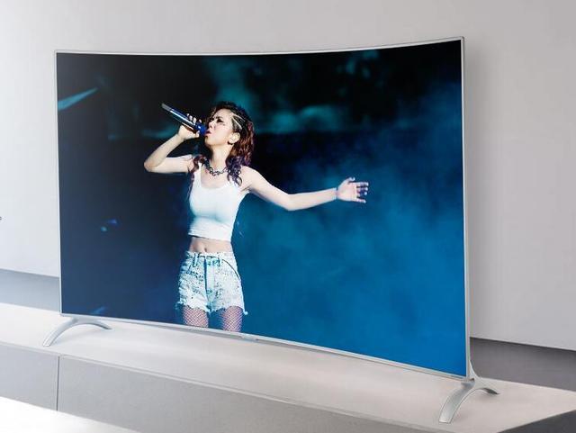 曲面屏电视哪家强?7款超火爆曲面电视买买买