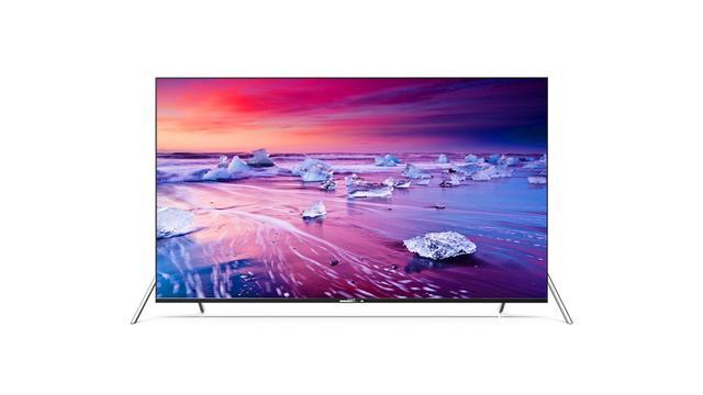 长虹新品电视D6P:7.8mm全面屏 更大更清晰