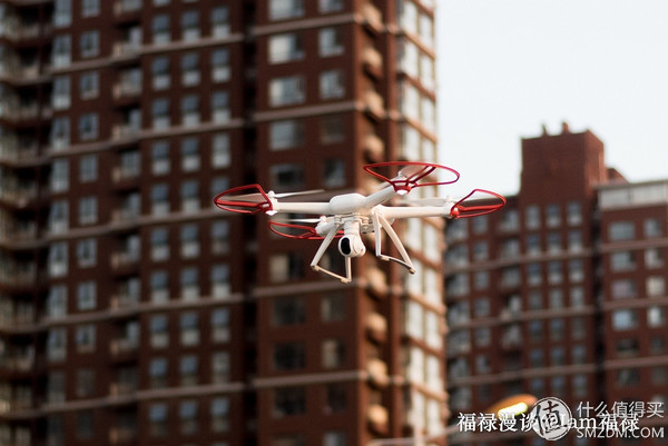小米无人机的首次试飞体验