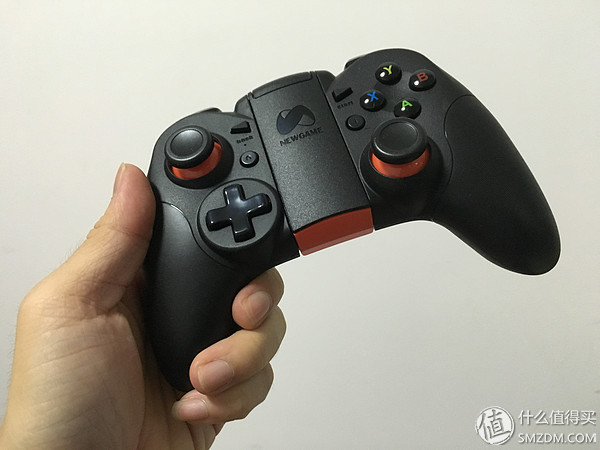 newgame 新游互联 N1 PRO 游戏手柄 开箱及初步体验