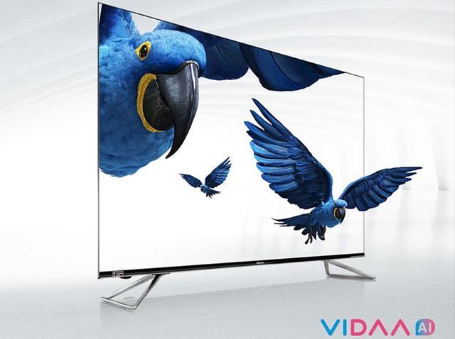 人工智能电视标杆!海信VIDAA AI给你真正好用的人工智能