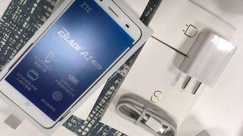 ZTE 中兴 BLADE A2 PLUS 手机 使用评测