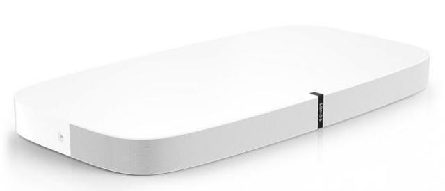 Sonos推家庭影院新品PLAYBASE 能把电视摞在上面用