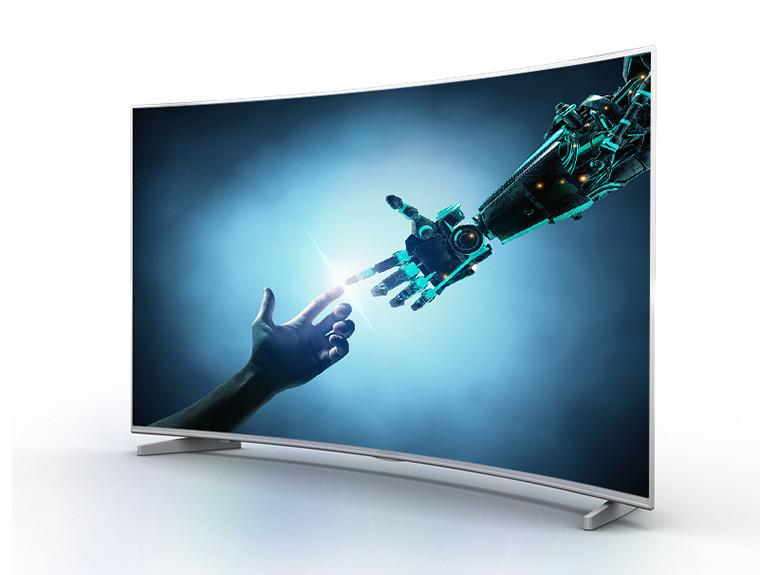"""好""""视""""不出门,55英寸电视带你看转大片"""