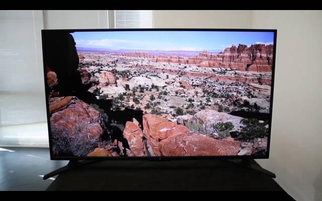 小米电视4A体验:支持语音模糊搜索