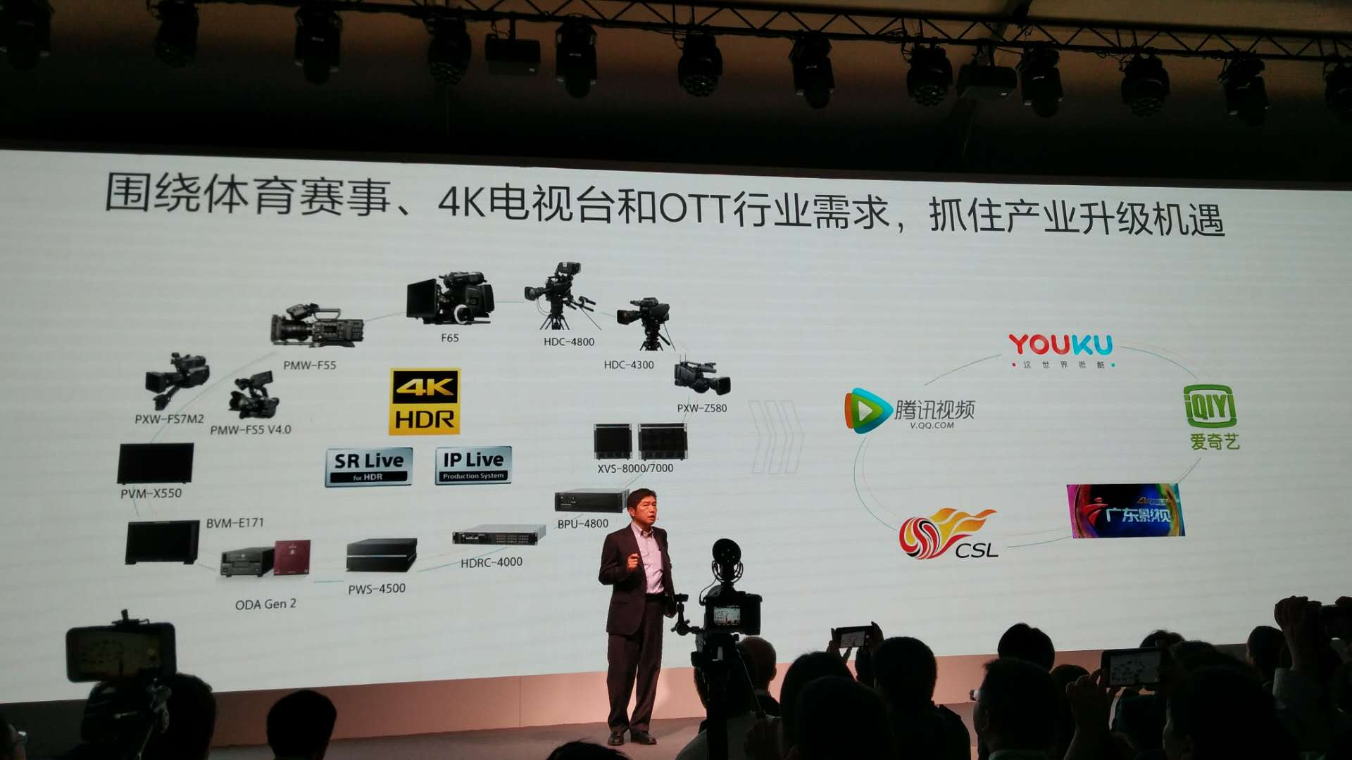 索尼高桥洋:用产品组合推OLED电视 为8K做好准备但不冒进