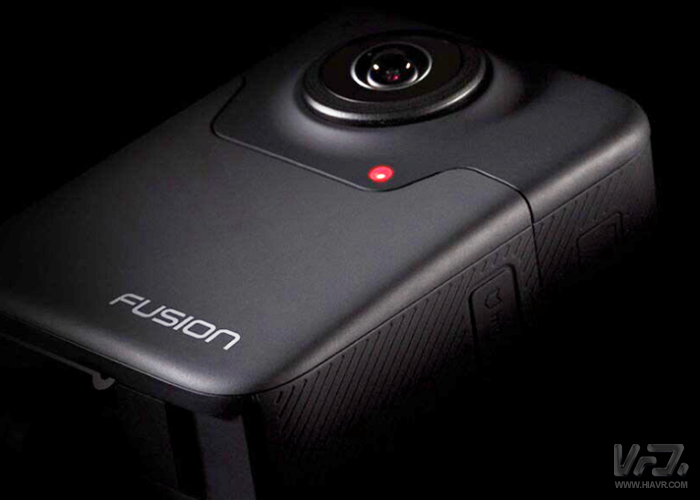售价699美元,GoPro发布新款VR相机Fusion