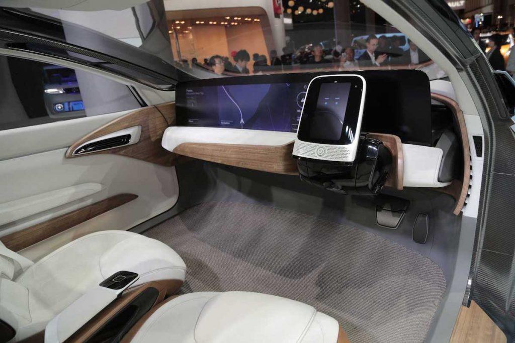 自动驾驶时代,汽车内饰设计将迎来新变革