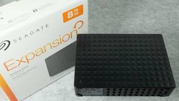 投影机只是一个起点:希捷8TB硬盘入手晒单