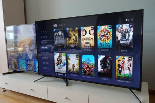 微鲸D系列vs小米电视4A 细节对比一款产品的优劣