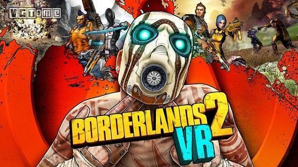 《无主之地2 VR》将于12月登陆PS4 预计12月14日发售
