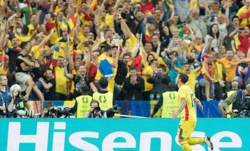 海信力跃上新境界,登上欧洲杯 加大品牌影响