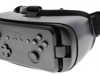 游戏更便利更迅速!Nyko展示Gear VR手柄