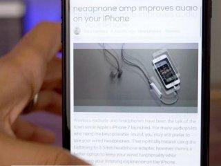 苹果iPhone Safari浏览器滑动太慢?iOS11或解决