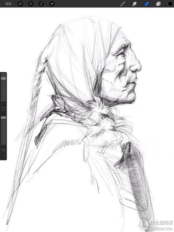 铅笔手绘智能贴图