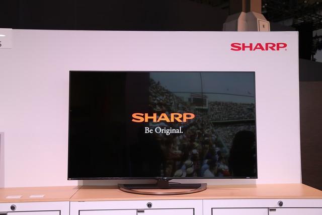 夏普重返CES 这次要用8K和Alot技术改变世界