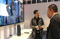 海美迪视听机器人精彩亮相CES展