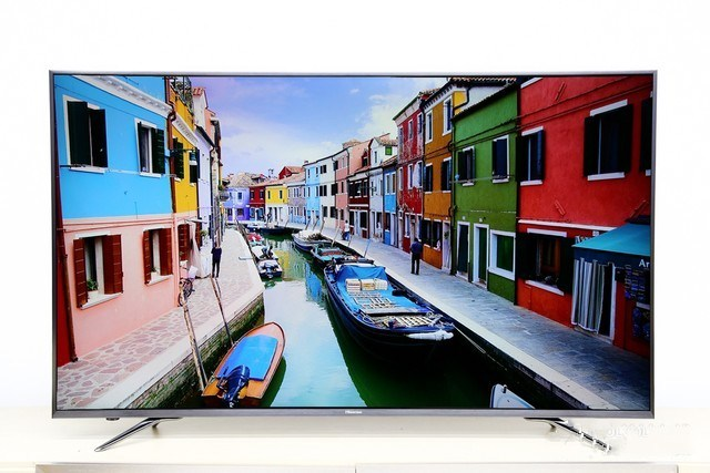 高颜值工艺匠造 海信EC750电视深度评测