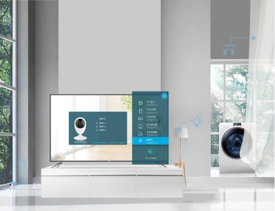 比损友还懂你 2017最新款人工智能电视什么样