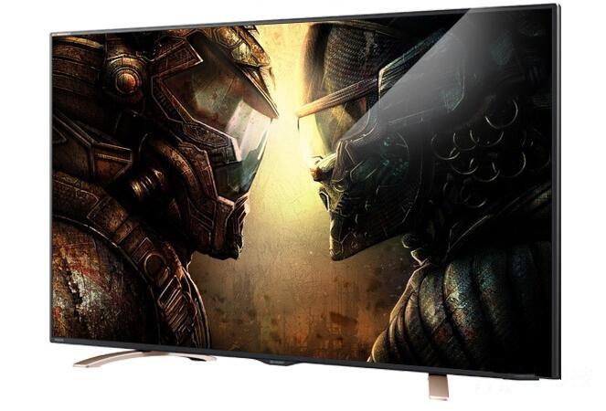 夏普LCD-55DS72A智能电视怎么样 剑指4K时代