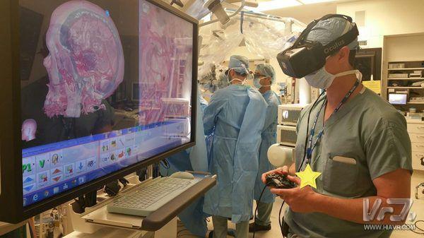 """""""360行,行行有VR"""" 虚拟现实技术有哪些具体应用?"""