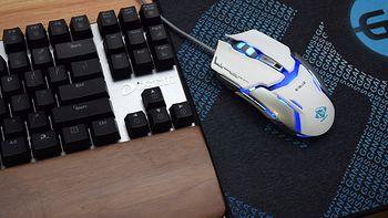 意外收获,实用与颜值兼备的小鼠标——宜博 M618