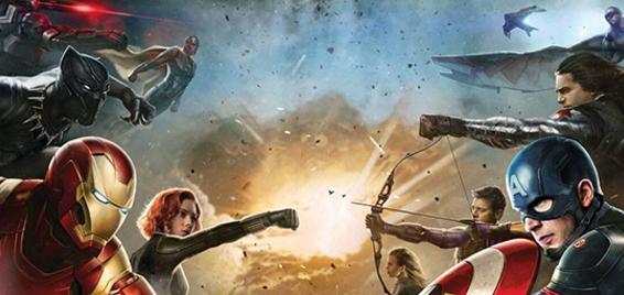 《美国队长3》票房破10亿 酷开K60大屏畅爽看
